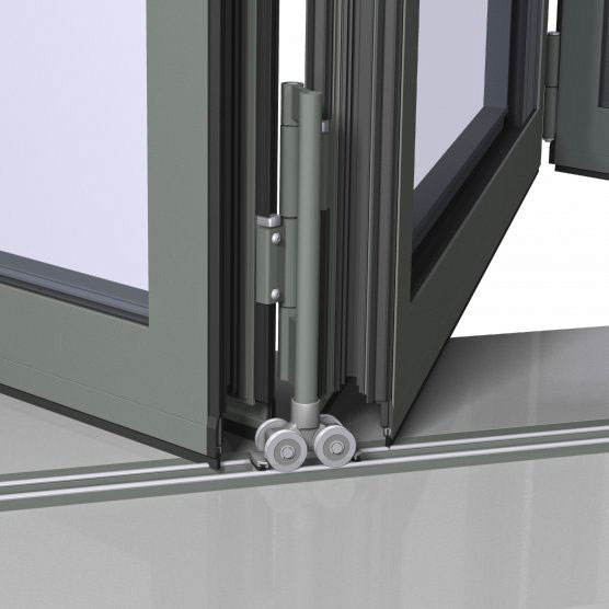 Folding Sliding Systems Architectural Hardware