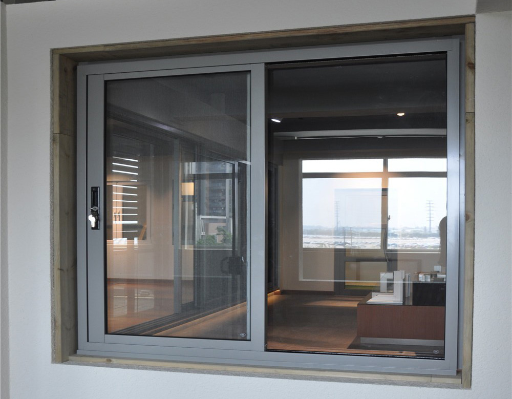 Sliding Window System Architectural Hardware